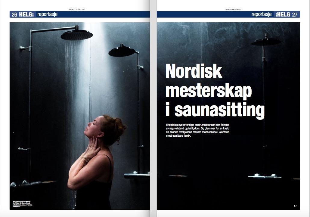 Faksimile, Dagsavisen, 20/10-2017